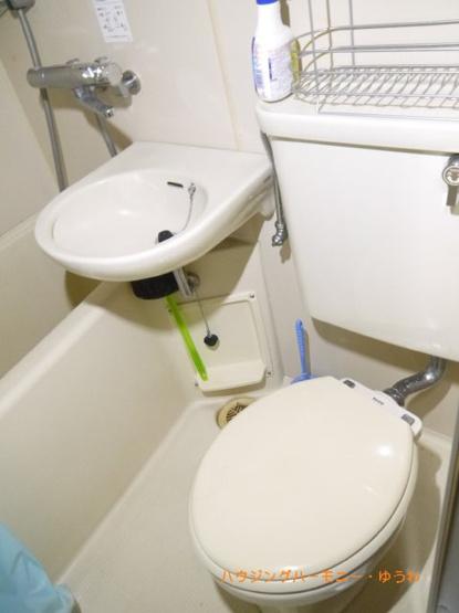 【トイレ】セントヒルズ椎名町
