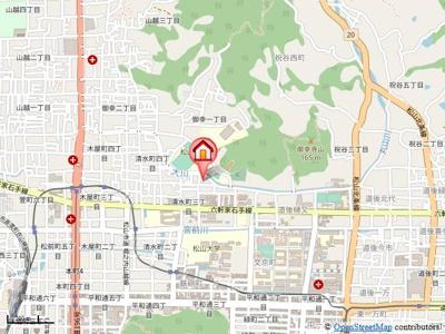 【地図】マリベール・シミズ