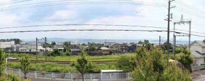 琵琶湖パノラマ眺望