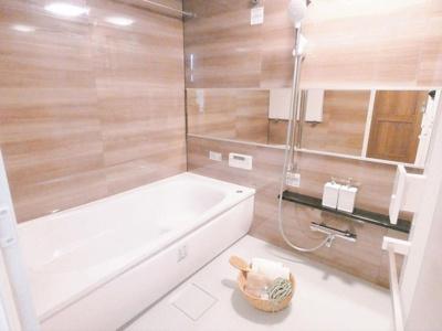 【浴室】A194 オーベル府中武蔵野台