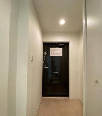 毎日通る玄関はこちらです!