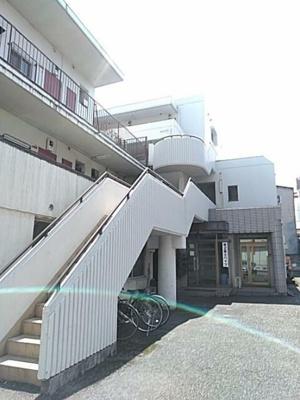 【エントランス】第2富士ハイツ