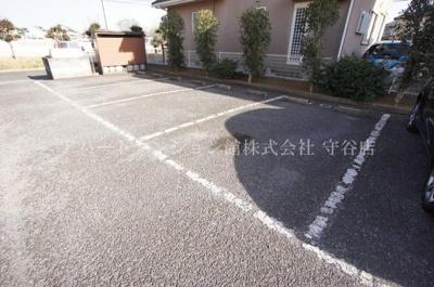 【駐車場】アメニティハイツ