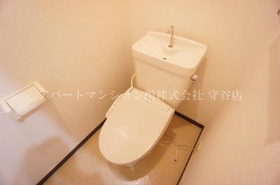 【トイレ】アメニティハイツ
