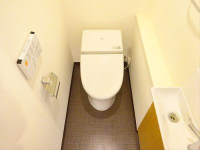【トイレ】パークフラッツ永福町