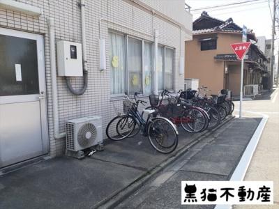 【その他共用部分】西穂高ハイツ