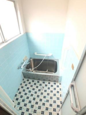 【浴室】堺市北区南花田町 中古戸建 1080万