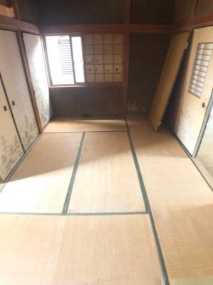 【和室】堺市北区南花田町 中古戸建 1080万