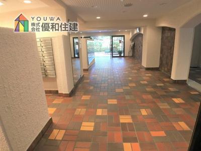 【エントランス】ネオコーポ明舞壱番館