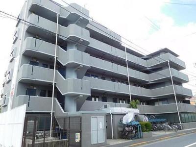東急多摩川線「武蔵新田駅」より徒歩7分の分譲賃貸マンションです