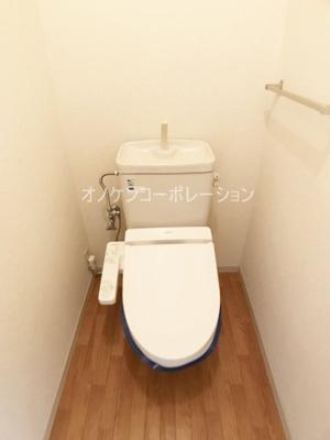 【トイレ】ハイツフラリッシュⅡ