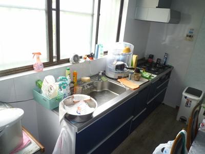 【キッチン】西大谷一丁目2番1号