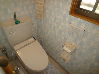 【トイレ】西大谷一丁目2番1号