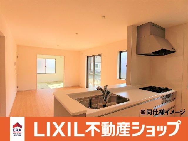 【内観:施工例】大和高田市築山3期 新築(全2棟)2号棟