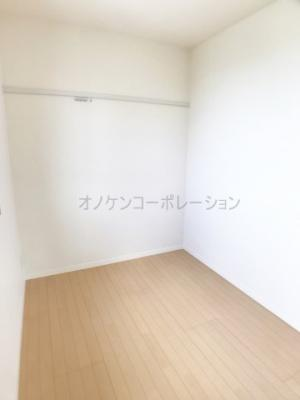 【洋室】アトリエール上中B棟