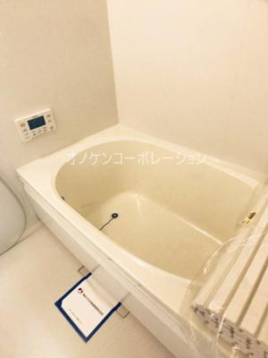 【浴室】アトリエール上中B棟