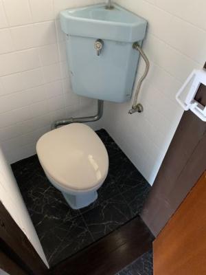 【トイレ】天美東1丁目81-26連棟貸家