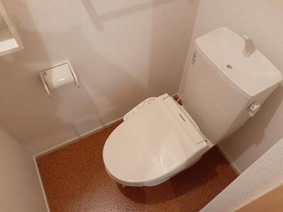 【トイレ】エスカーザ
