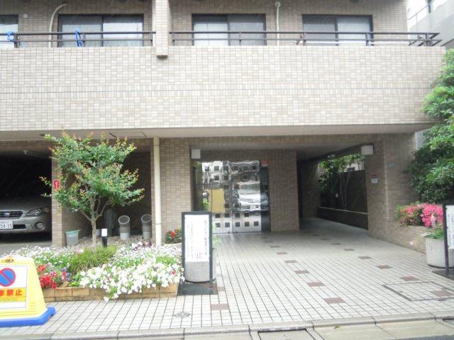 【エントランス】藤和シティコープ新中野Ⅲ