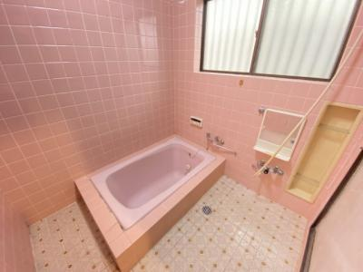 【浴室】宇治市木幡御蔵山
