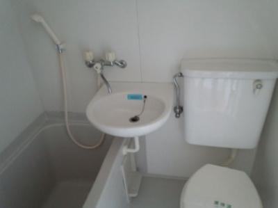 【浴室】ジェイパーク祐天寺弐番館