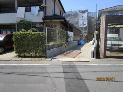 【外観】鴻巣市本町8丁目 新築一戸建て全1棟