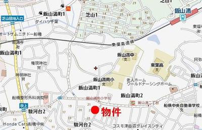 【地図】メゾンドール