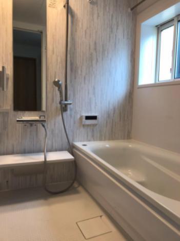 【浴室】つくばみらい市小絹 中古戸建
