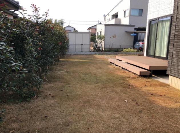 【庭】つくばみらい市小絹 中古戸建