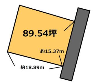 【土地図】柿岡 180万円