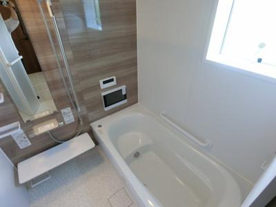 【浴室】土浦市神立町 新築戸建 3号棟