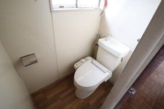 広々スペーストイレ
