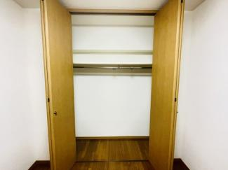 メイゾン千葉 全部屋収納付きなので、お荷物が多くても安心です♪