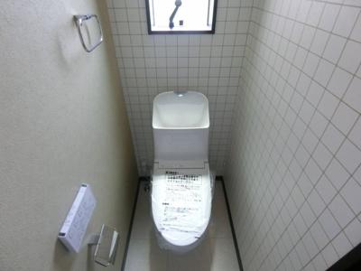 【トイレ】土浦市乙戸南3丁目 新築戸建 2号棟