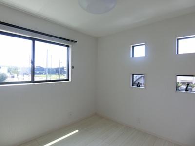 【洋室】土浦市乙戸南3丁目 新築戸建 2号棟
