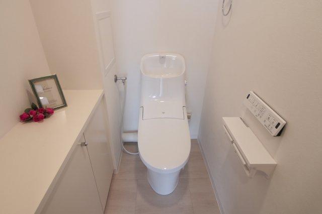 【トイレ】ベル・パークシティ画地Ⅱ G棟