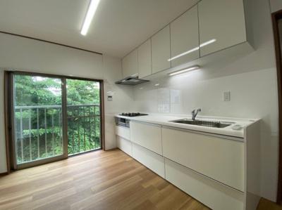 【キッチン】山手206戸建