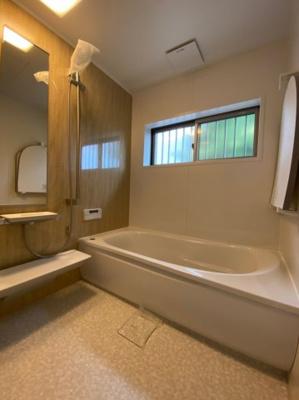 【浴室】山手206戸建
