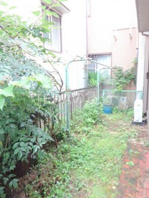 【庭】コーポ松木