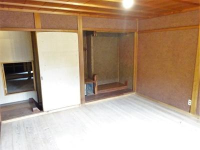 和室(建物1)