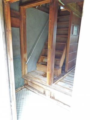 玄関(建物2)