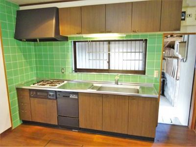 キッチン(建物1)