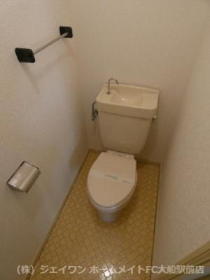 【トイレ】シャレー杉山