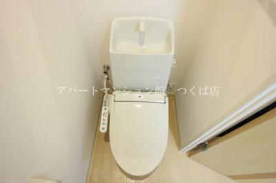 【トイレ】Arcadia TSUKUBA(アルカディア ツクバ)