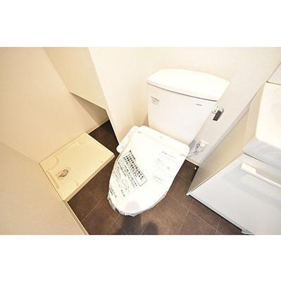 【トイレ】クオリア渋谷本町