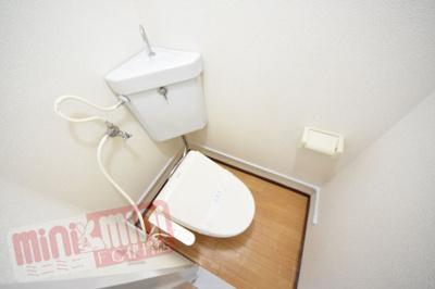 【トイレ】メゾン堀池