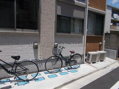 Bloomの駐輪スペース★