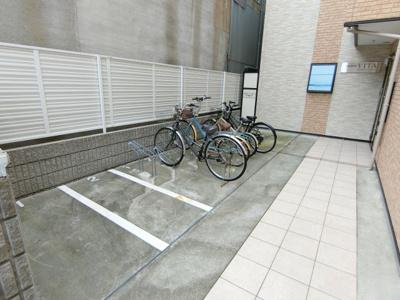 駐輪スペース有