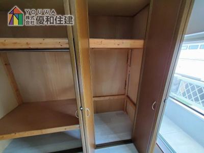 【収納】神戸市垂水区歌敷山2丁目 中古戸建