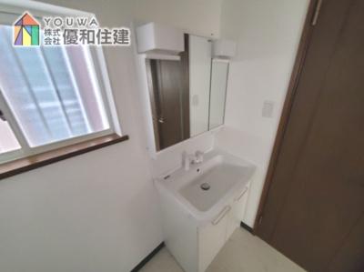 【独立洗面台】神戸市垂水区歌敷山2丁目 中古戸建